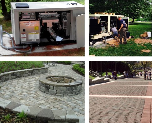 patio paver lead generation standby generator lead generation