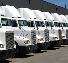 fleet of trucks 2